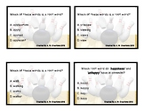 Bowling Game - Bowling for Root Words