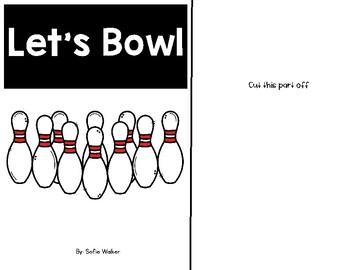 Bowling Social Story