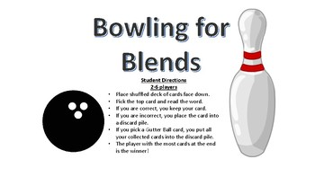 Bowling for Blends Wilson 2.2
