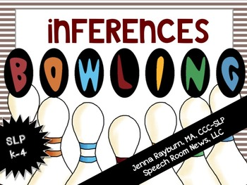 Bowling for Inferences: Speech & Language Therapy