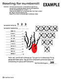 Bowling for Numbers - Order of Operations