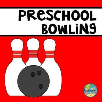 Preschool Bowling