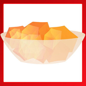 Bowls of Jello / Jelly Clip Art for Commercial Use