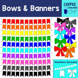 Bows & Banners Clipart