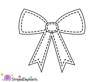 Bows Clip Art