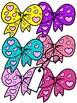 Bows Clip Art - Jojo Siwa Inspired