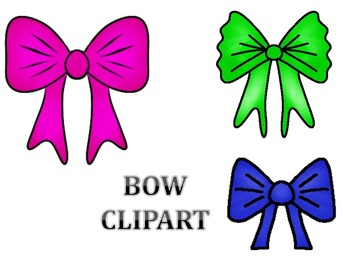 Bows *FREE* Clipart