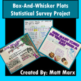 Box And Whisker Plots - Statistical Survey Project