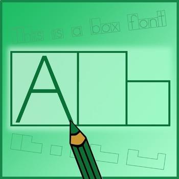 Box/Block Writing