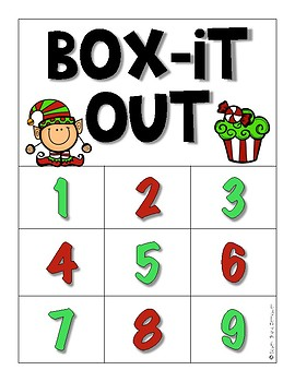 Box-It Out: Christmas Edition
