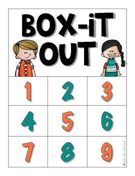 Box-It Out: Summer Edition