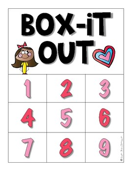 Box-It Out: Valentine Edition