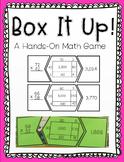 Box It Up! Multiplication Using the Box Method