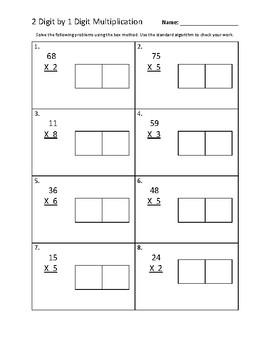 Box Method Assessment