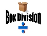 Box Method Division 3 by 1