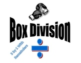 Box Method Division 3 by 1 with remainders