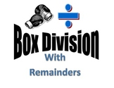 Box Method Division with Remainders 2 by 1