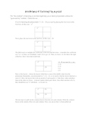 Box Method of Factoring Handout