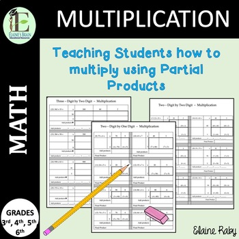 Box Multiplication - Partial Products