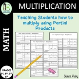 Multiplication - Partial Products