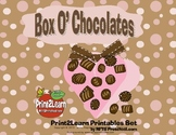 Box O' Chocolates {Fun & Games Math}