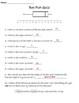 Box Plot Assessment