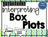 Box Plot Card Sort Activity