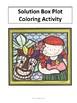 Box Plot Coloring Activity
