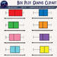 Box Plot Graphs - Clipart