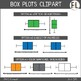 Box Plot Graphs - Clipart
