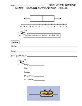 Box Plot Notes