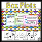 Box Plot Task Cards