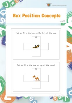 Box Position Concepts