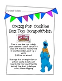 Box Top Competition Home Letter