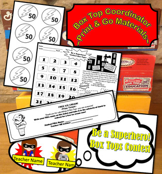 graphic about Printable Box Top Collection Sheets called Box Final Coordinator Package deal ~Box Supreme Variety Substance~