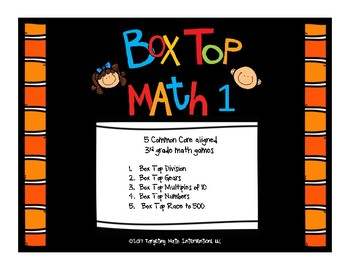 Box Top Math 1