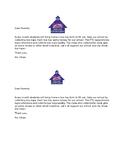 Box Top Parent Letter