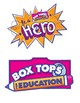 Box Top Stickers