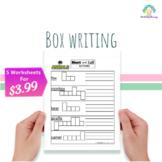Box Writing