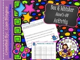 Box and Whisker Graph Group Activity