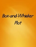 Box and Whisker Plot