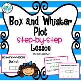 Box-and-Whisker Plot Lesson