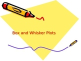 Box and Whisker Plot Lesson:  5 Number Summary and Percentages