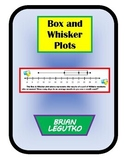 Box and Whisker Plots - Introduction and Practice (Notes, WS, Bonus Answer Keys)