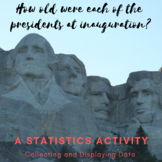 Box and Whisker Plots and Histograms - How old were the presidents?