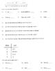 Box and Whisker, stem and leaf worksheet practice quiz