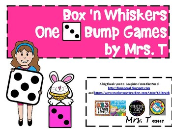 Box and Whiskers BUMP game