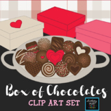 Box of Chocolates {Clip Art Set}