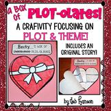 Plot Craftivity for Valentine's Day