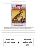 Boxcar Children Dinosaur Mystery Novel Study